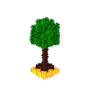 Сборная игрушка Дерево детского трёжмерного конструктора Фанкластик
