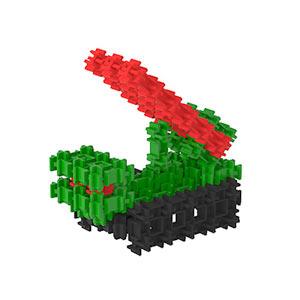 Сборная игрушка ЗРК детского конструктора Фанкластик