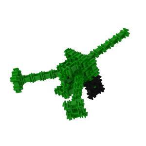 Сборная игрушка Пушка детского конструктора Фанкластик