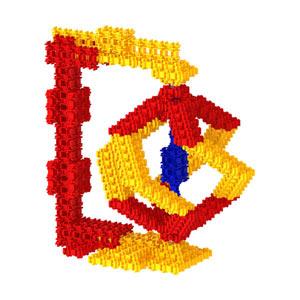 Глобус - конструктор для детей Фанкластик
