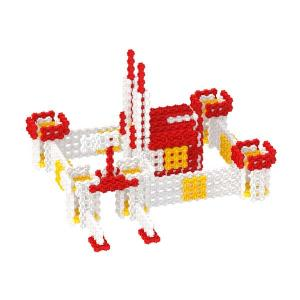 King's Castle - Fanclastic - 3D creative building set for children