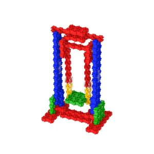 Swing - Fanclastic - 3D creative building set for children
