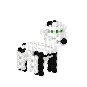 Lamb - Fanclastic - 3D creative building set for children