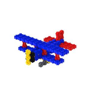 Plane - Fanclastic - 3D creative building set for children
