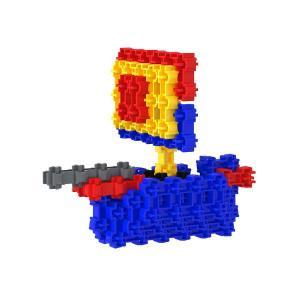 Little Ship - Fanclastic - 3D creative building set for children