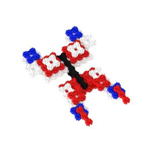 Hawkmoth - Fanclastic - 3D creative building set for children