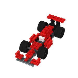 Race car - Fanclastic - 3D creative building set for children