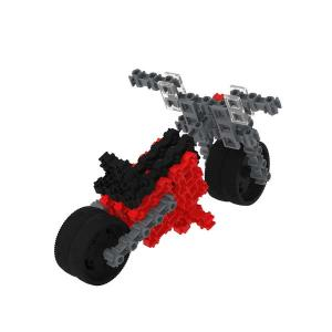 Motocycle - Fanclastic - 3D creative building set for children