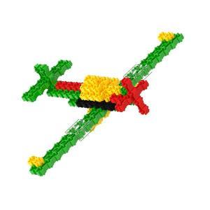 Airplane - Fanclastic - 3D creative building set for children