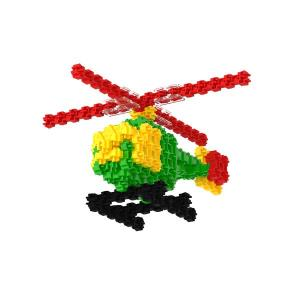 Helicopter - Fanclastic - 3D creative building set for children