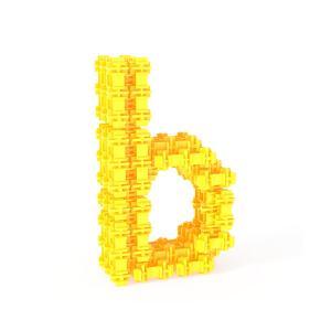 Детский конструктор Фанкластик - Буква Ь
